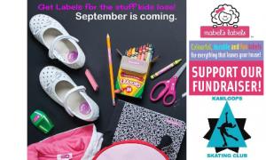 Mabels labels fundraiser